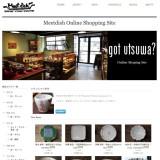 Webshop リニューアルしました!!