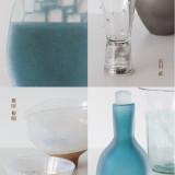 ガラス・ウツワ・サケ・ハナ 展 ー 予告 ー
